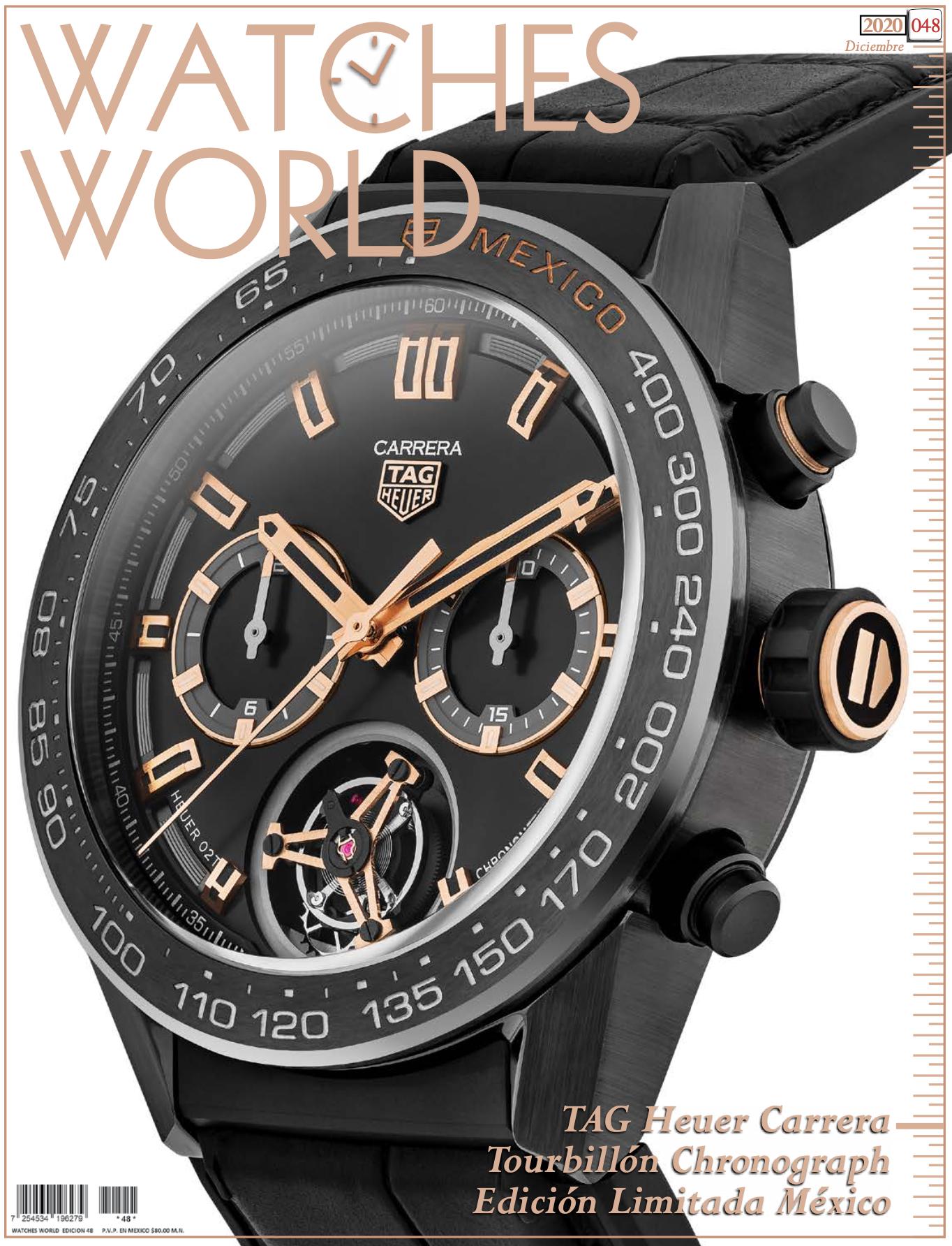 Watches World Diciembre 2020