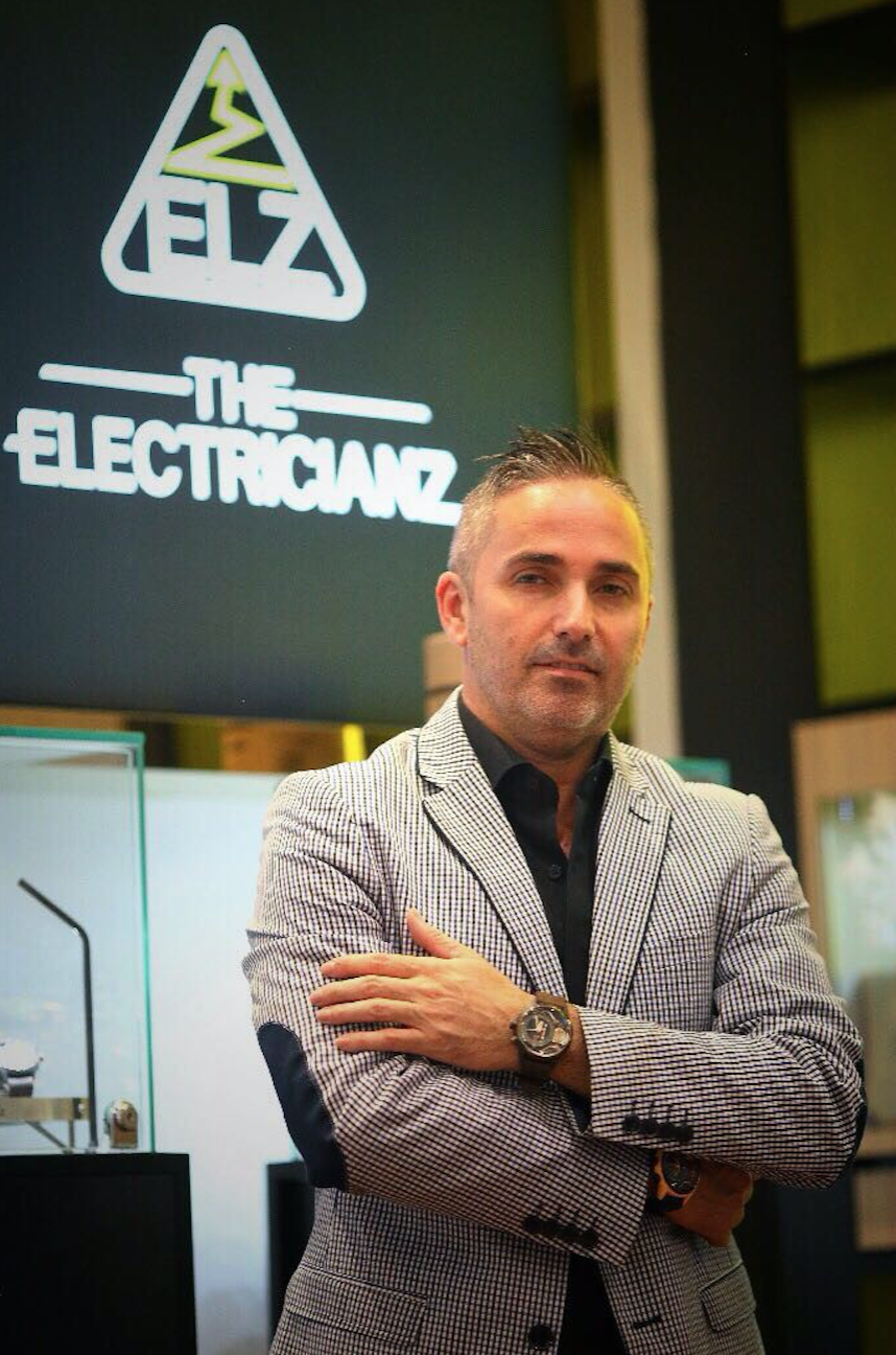 The Electricianz ¡ya está en México! conoce esta marca de relojes suizos