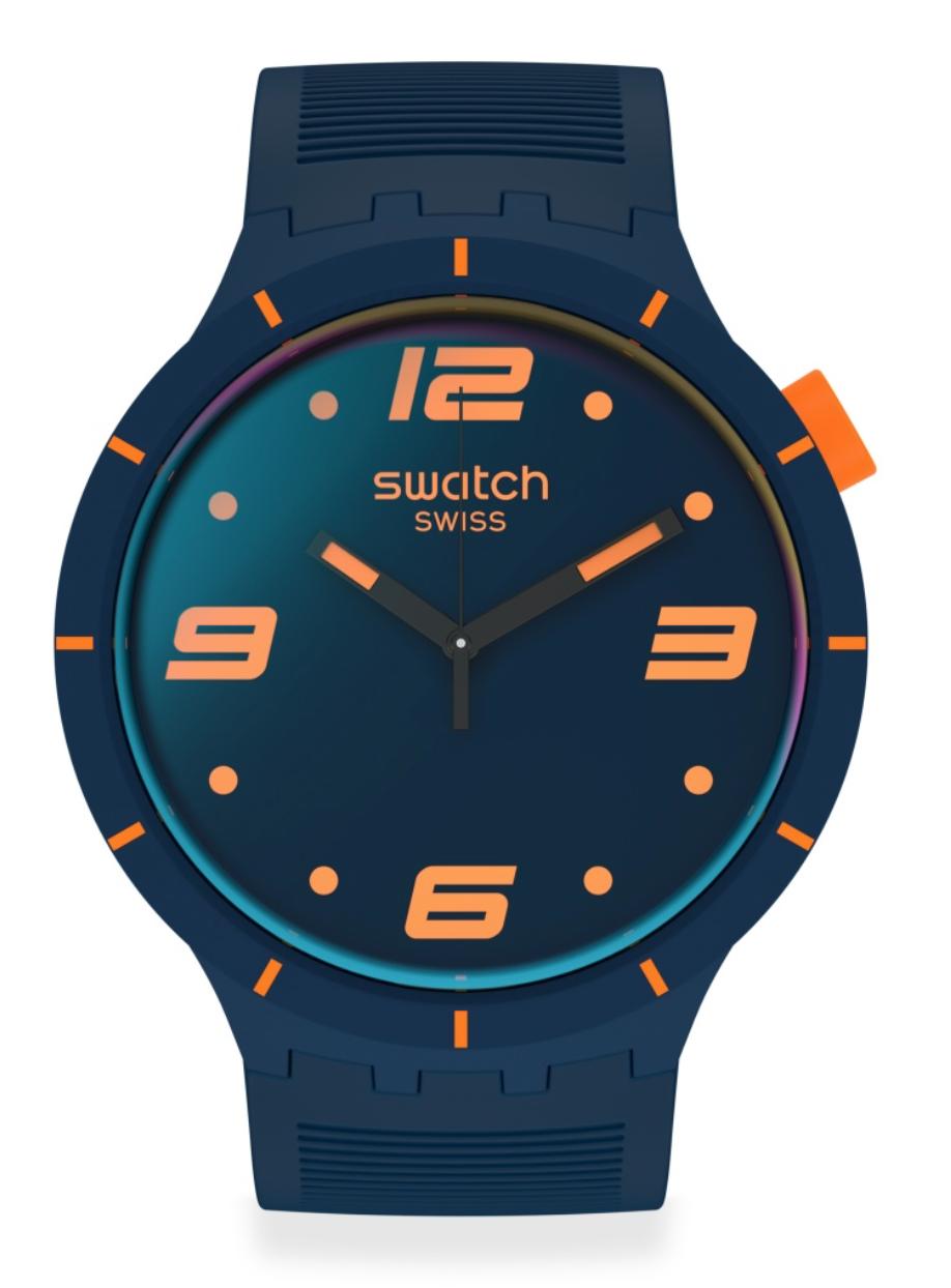 La línea Big Bold de Swatch se renueva