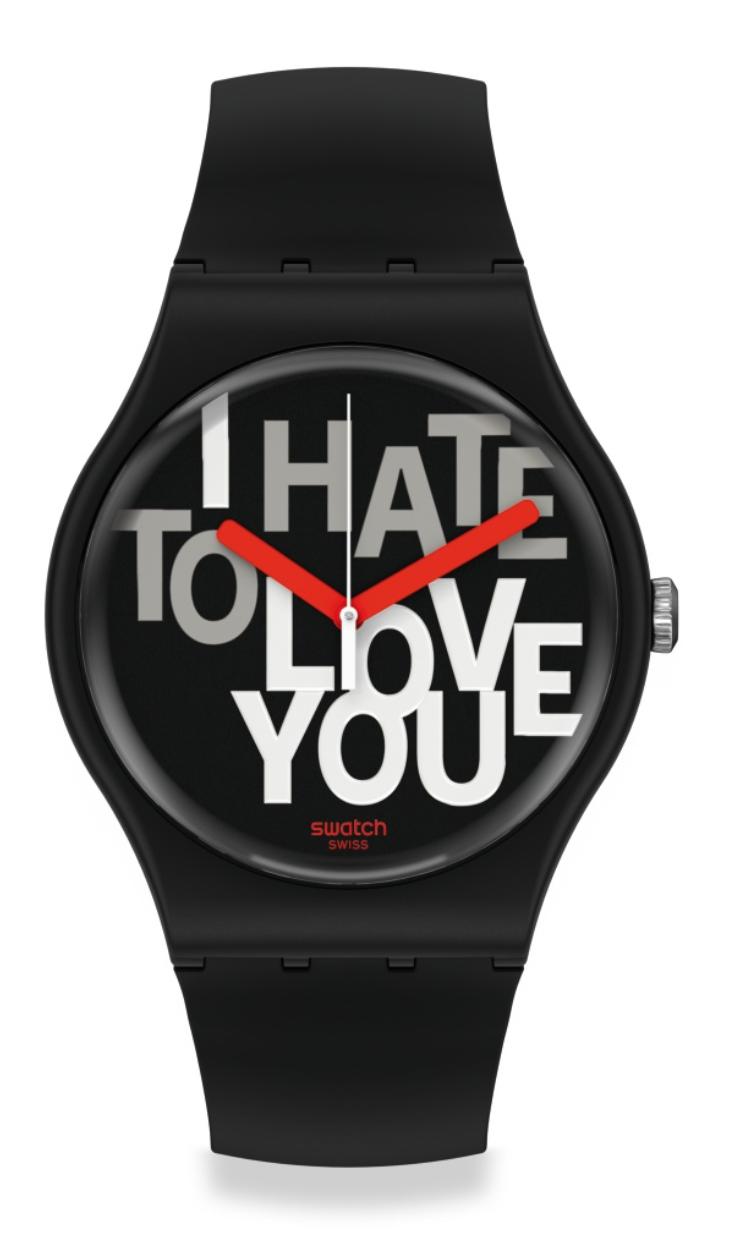 relojes san valentin swatch