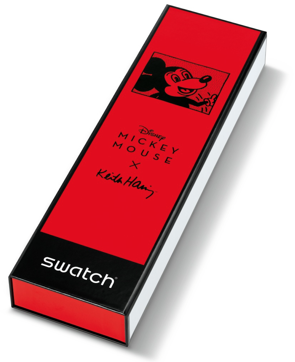 Swatch presenta Mickey Mouse X Keith Haring