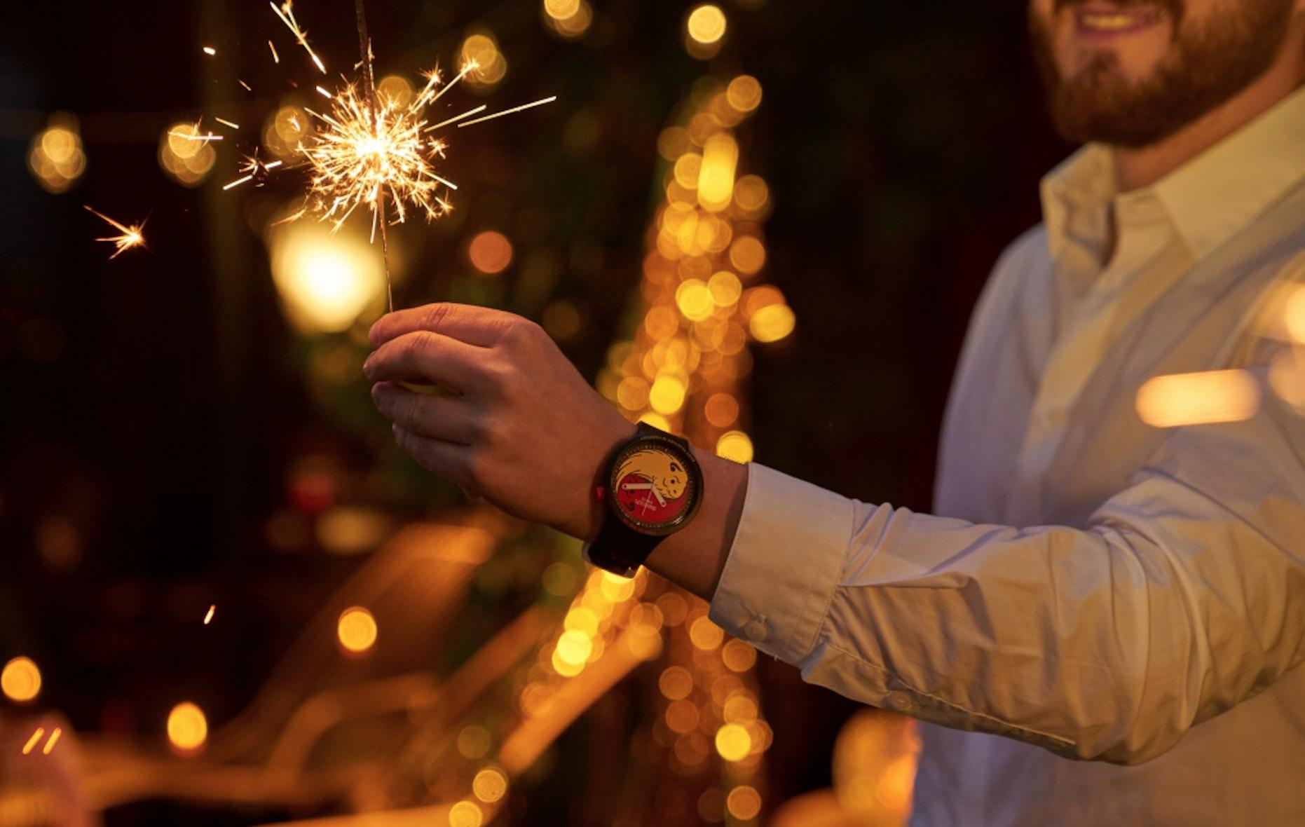0X Rocks 2021 de Swatch celebra el Año Nuevo Chino