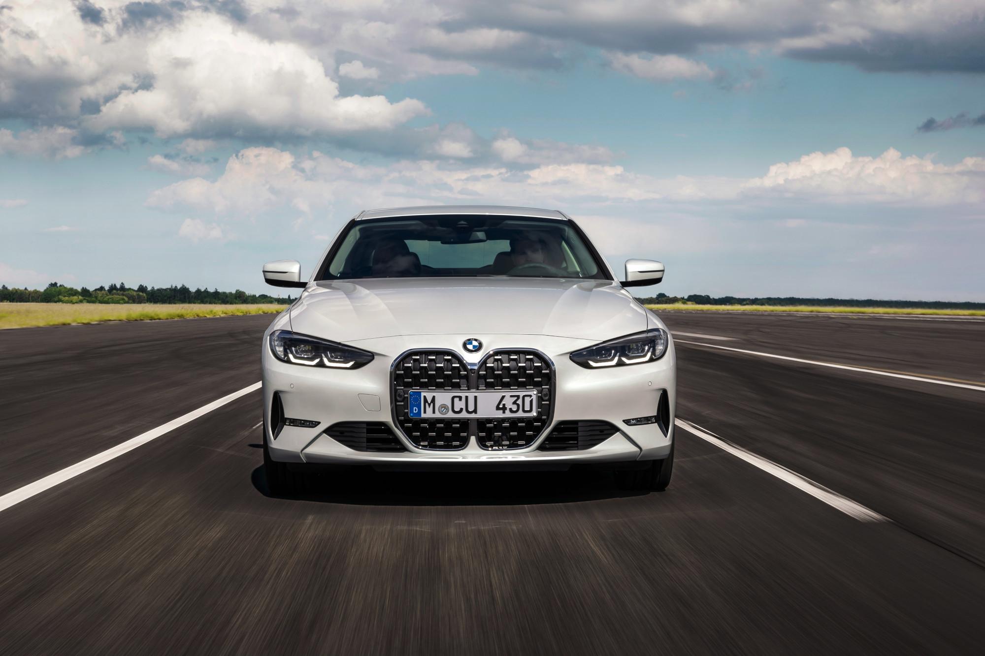 Elegancia sin concesiones: BMW Serie 4 Coupé