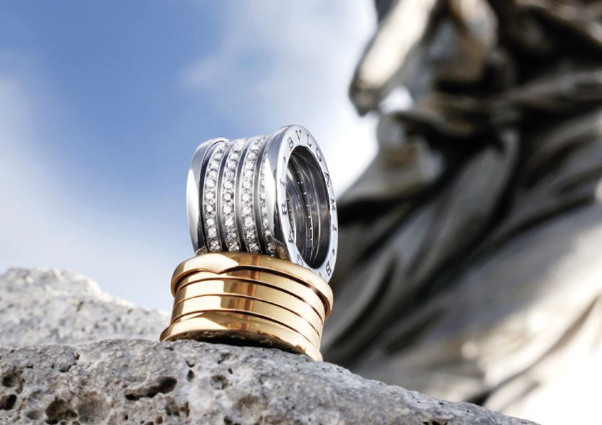 B.Zero1 de Bvlgari las joyas ideales para San Valentín