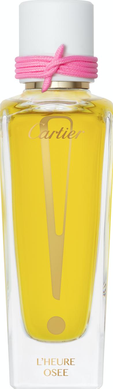 Los nuevos perfumes de Cartier