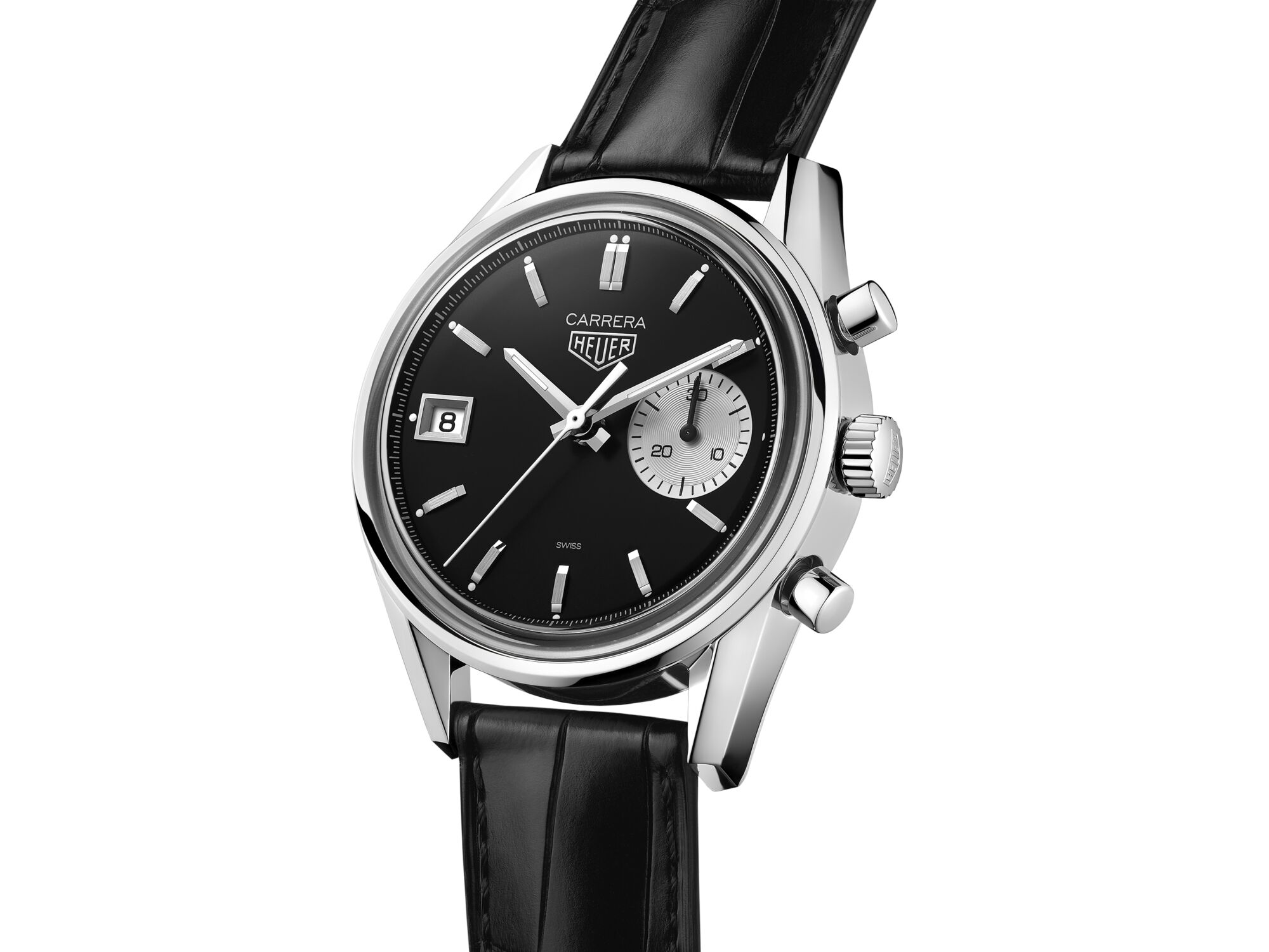 TAG Heuer Carrera Dato Limited Edition Hodinkee-4