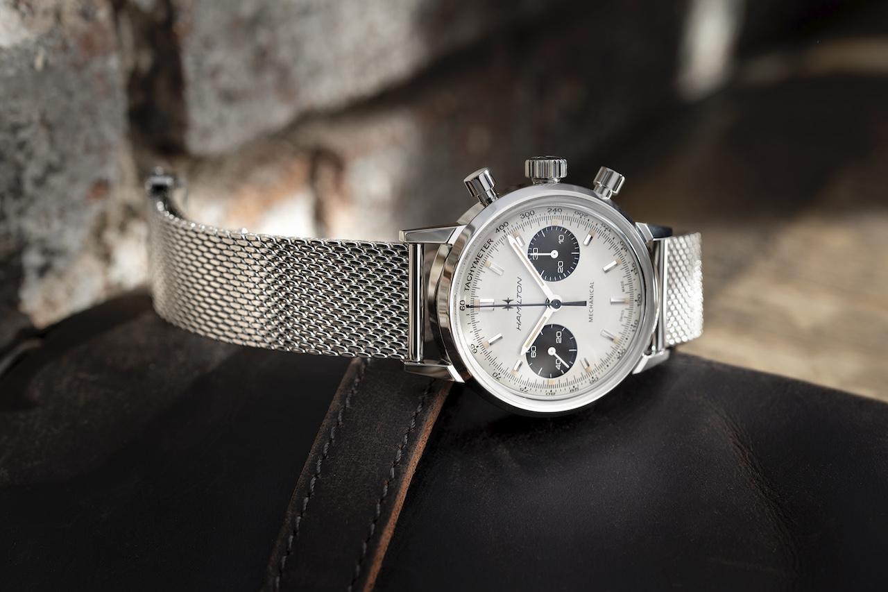 Presentan el nuevo Hamilton Intra-Matic Chronograph H