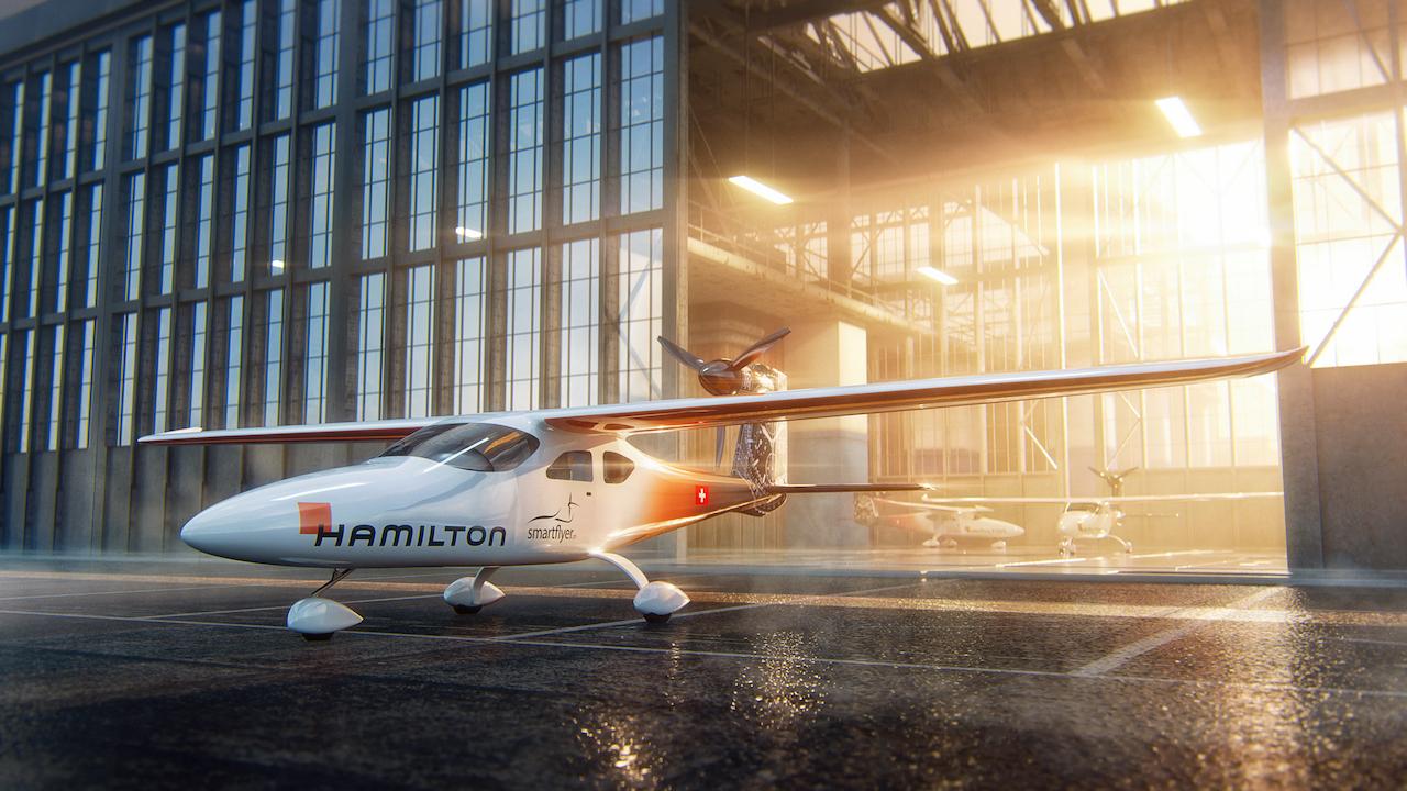 Hamilton & Smartflyer, el nuevo capítulo en la historia de la aviación