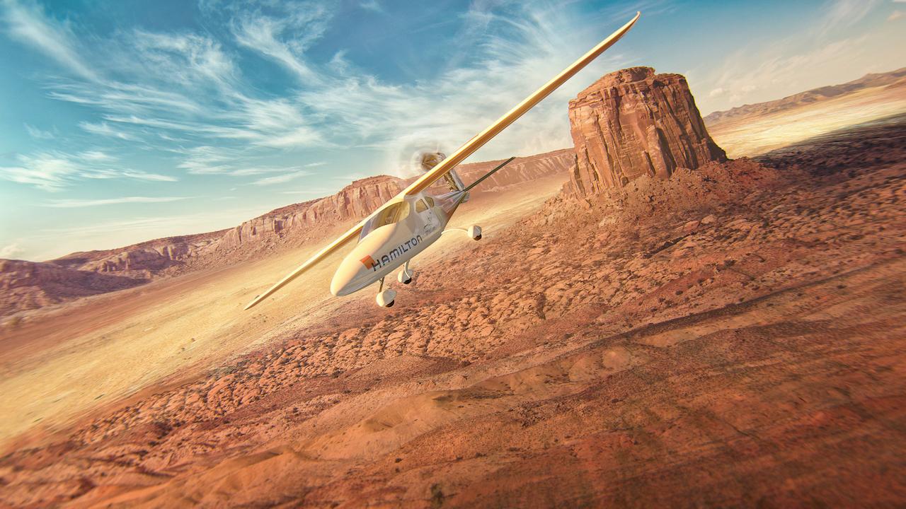 Hamilton y Smartflyer se unen para el desarrollo del SFX1