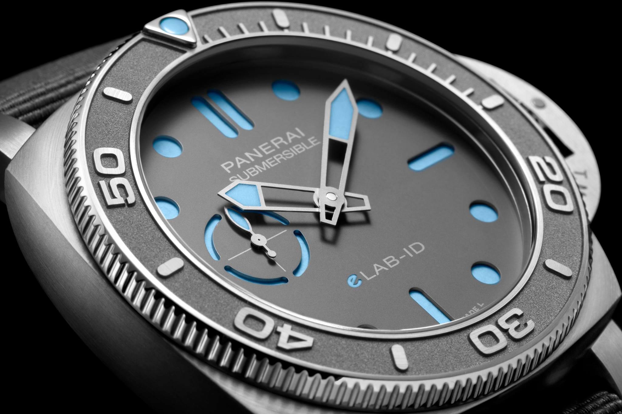 Panerai Submersible eLAB-ID-5 relojes