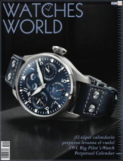 Watches World Abril 2021