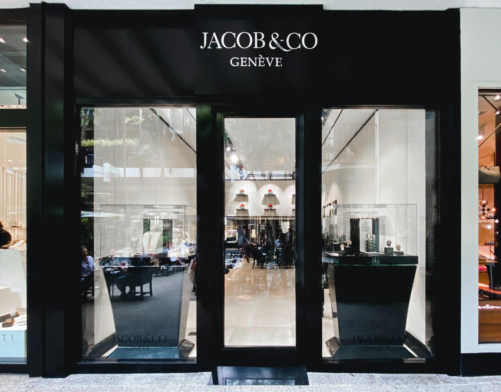 Jacob & Co inaugura boutique en Bal Harbor Shops