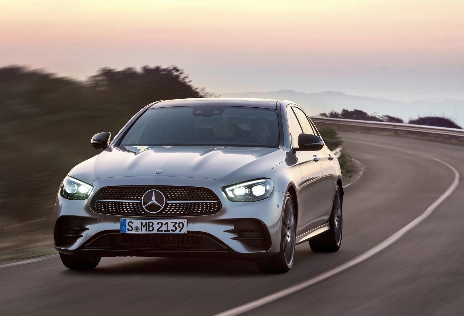 Mercedes-Benz Clase E, el referente en tecnología y lujo