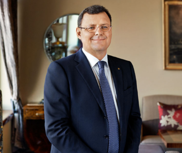 Thierry Stern CEO de Patek Philippe