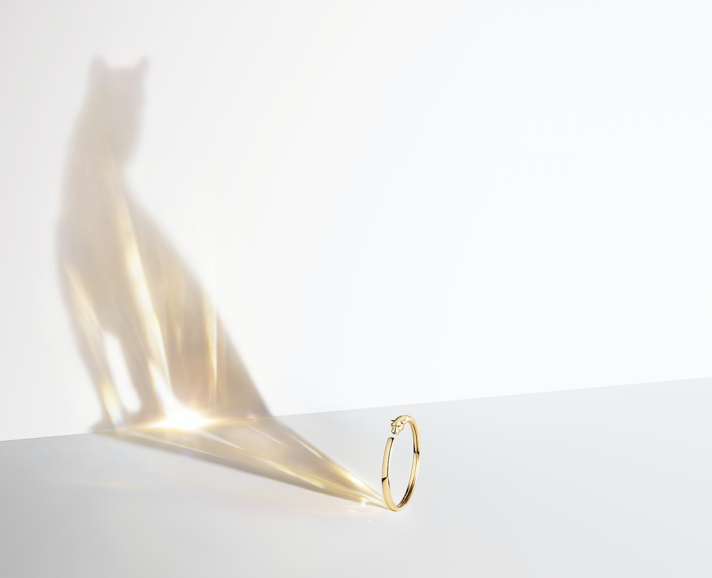 Panthère de Cartier presenta un nuevo brazalete