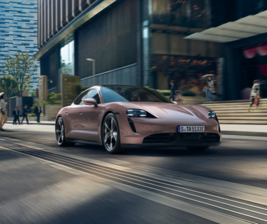 Porsche Taycan: para quien sabe que el poder ha cambiado