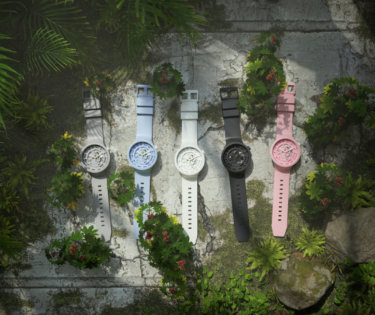 Swatch lanza Bioceramic