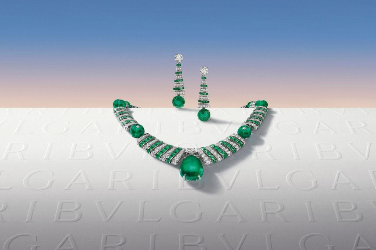 Magnifica, la nueva colección de Alta Joyería de Bvlgari