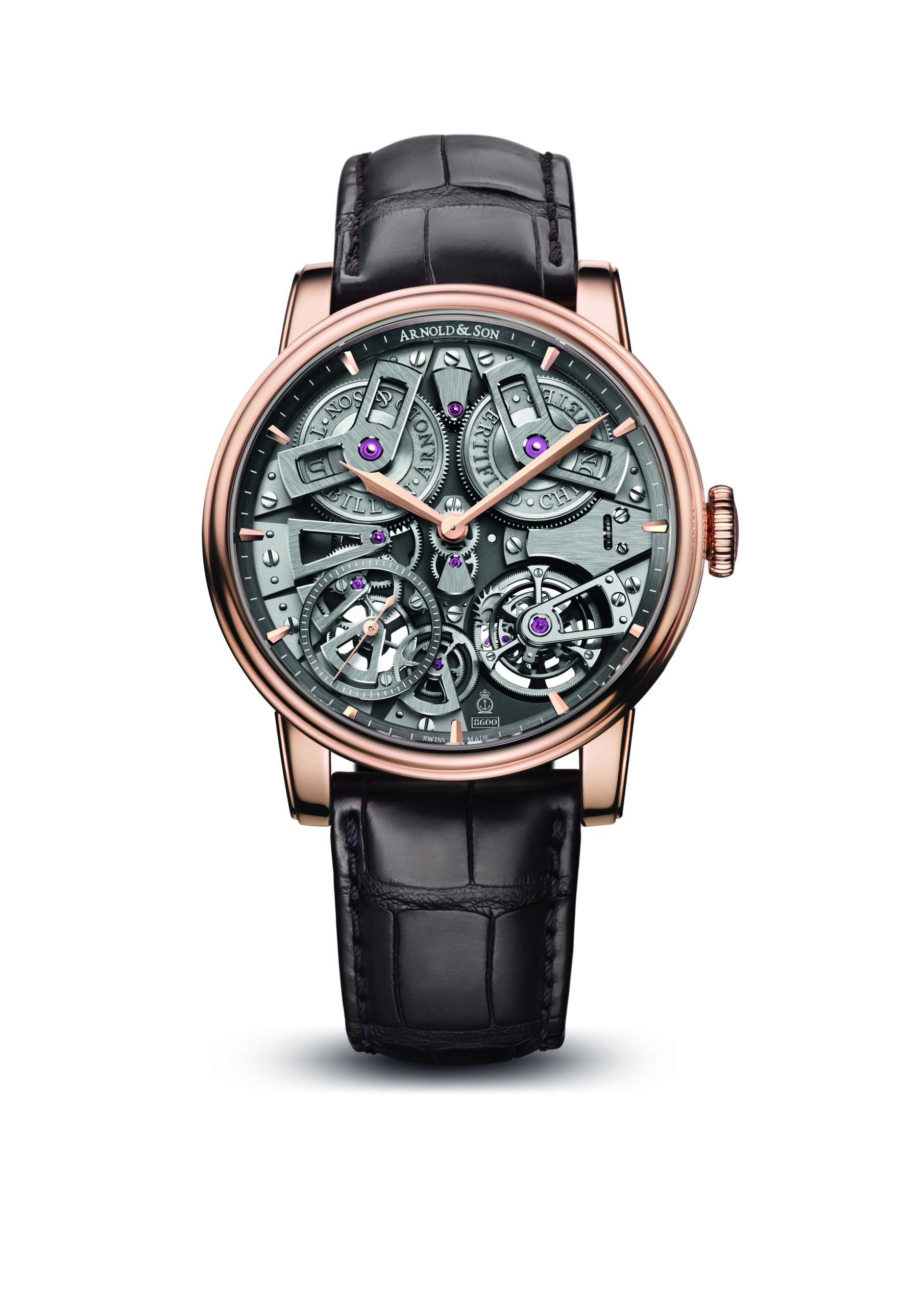 Tourbillon Chronometer 36