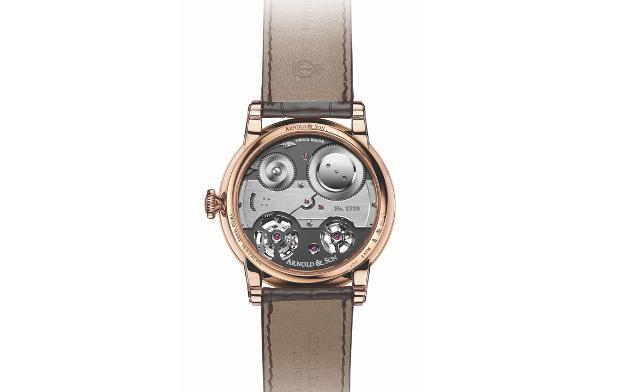 Arnold & Son Tourbillon Chronometer 36 1