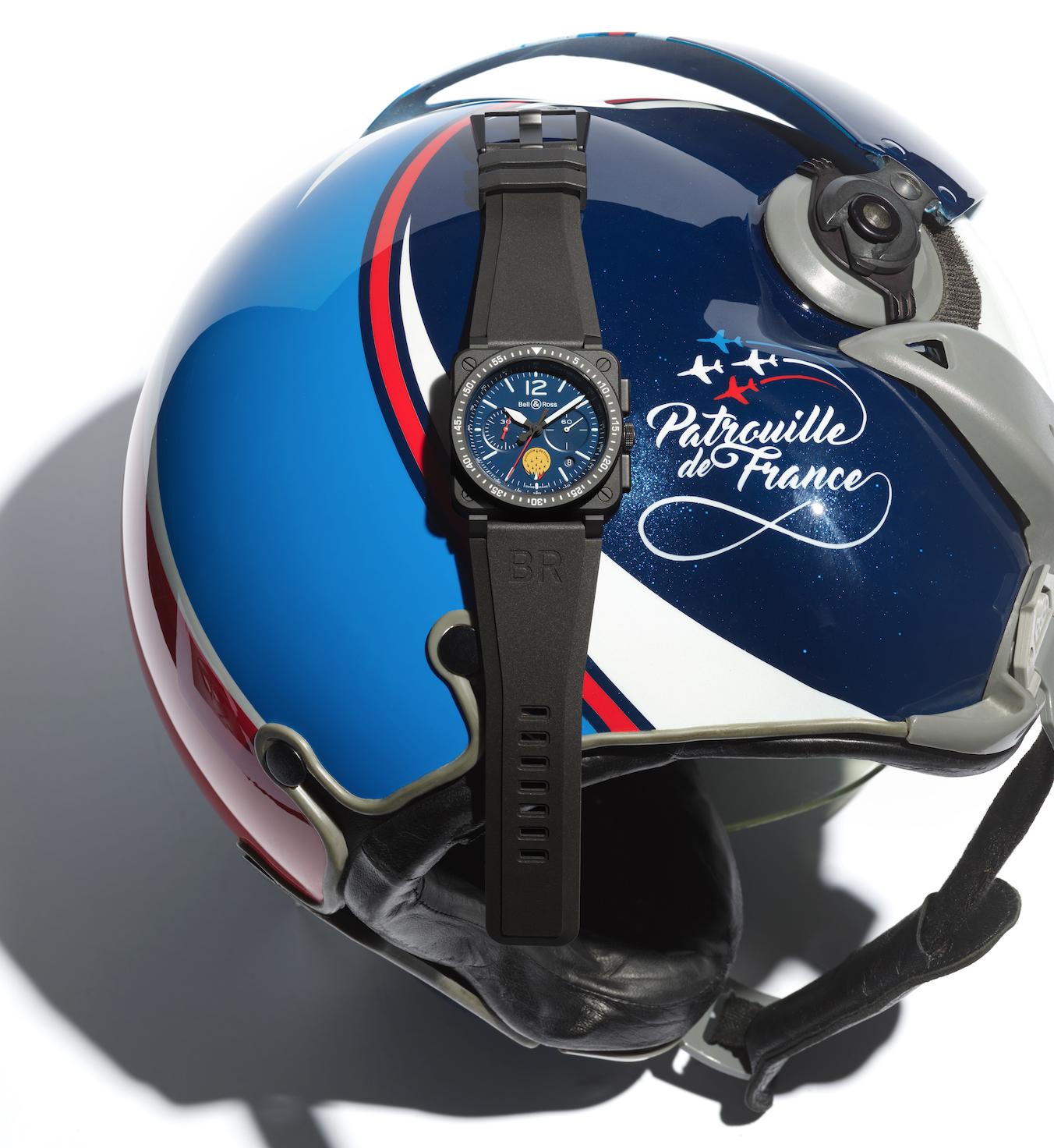 Bell & Ross BR-03-94-PATROUILLE-DE-FRANCE