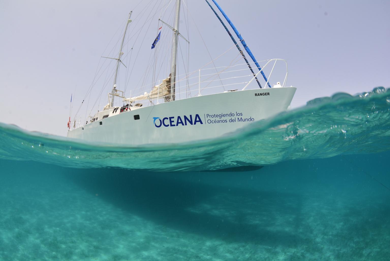 Blancpain Oceana arrecifes México