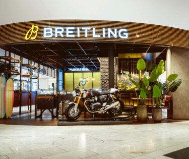 Alianza Breitling y Triumph