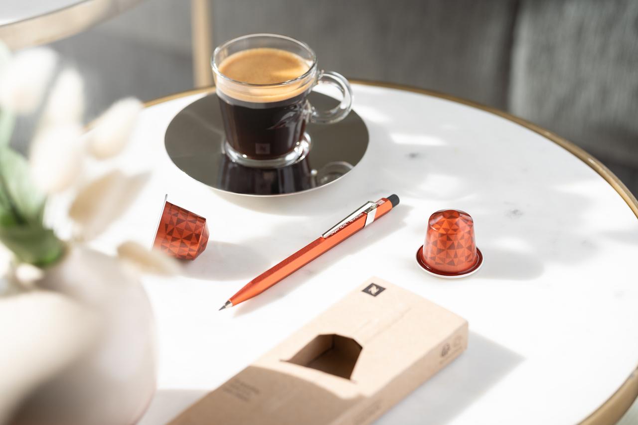 Caran d'Ache y Nespresso Edición 4