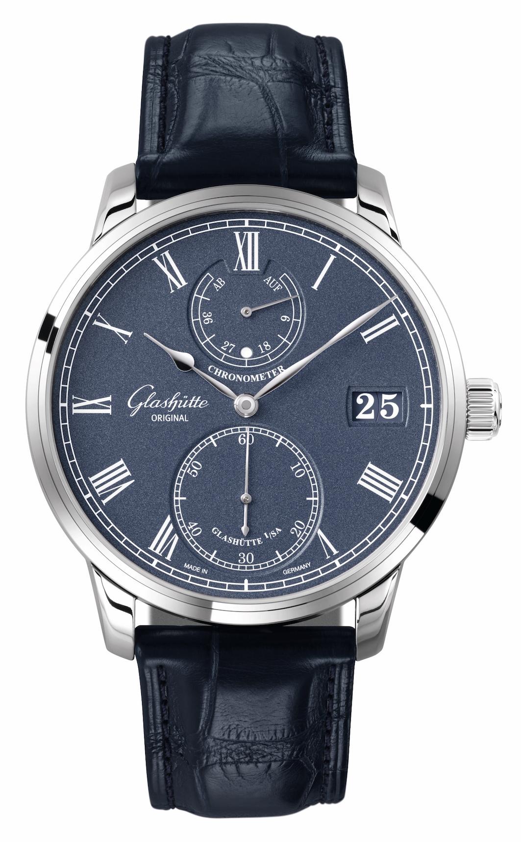 Glashütte_Original_Senator_Chronometer_WG_blue_dial relojes