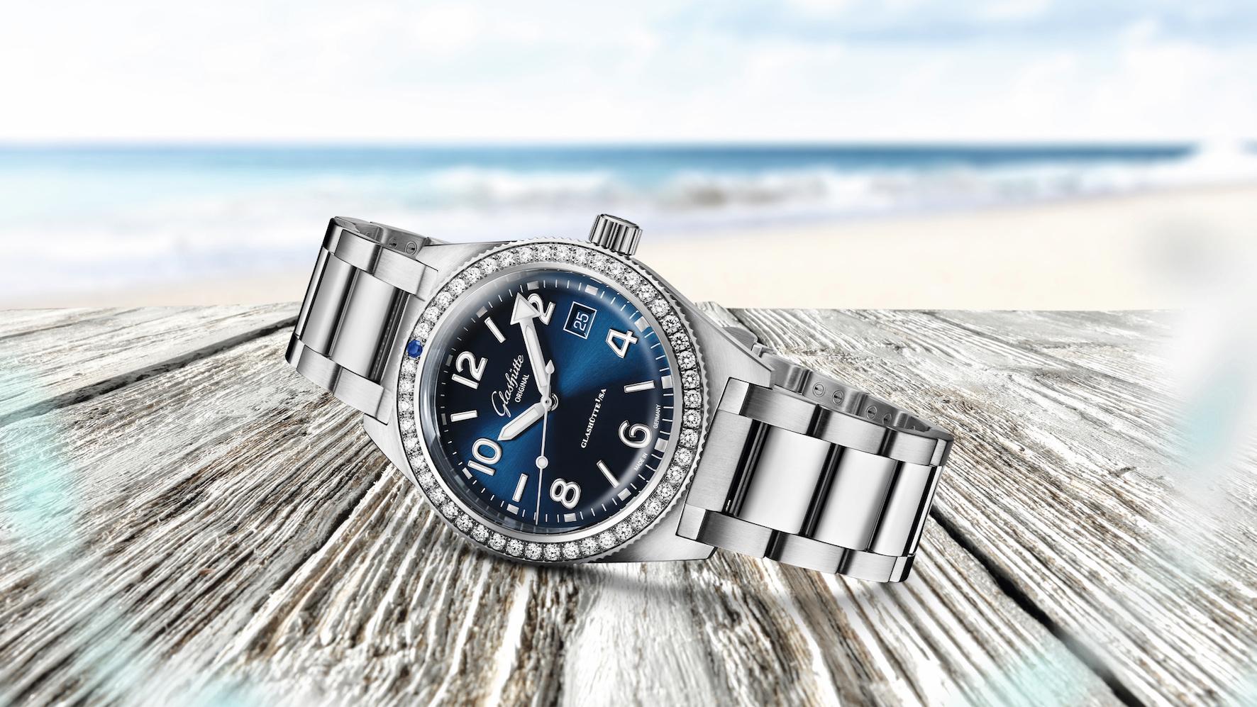 Glashütte_Original_Summer_Special_SeaQ_Brill relojes