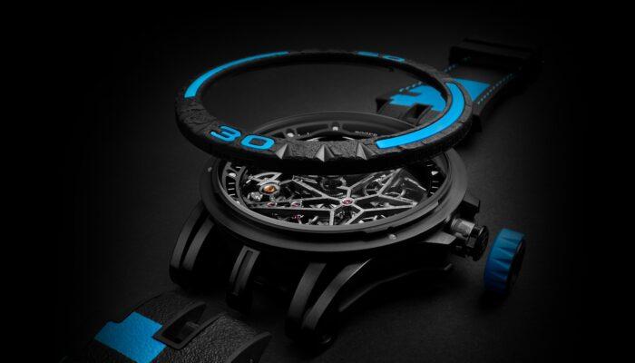 Roger Dubuis Excalibur Spider Pirelli 2