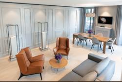Salón privado de A. Lange & Söhne en Ginebra