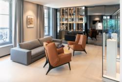 salón Salón privado de A. Lange & Söhne en Ginebra