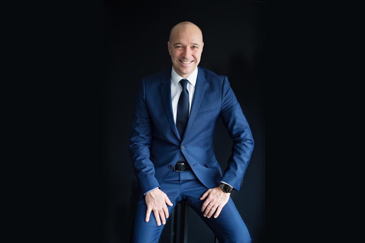 Sylvain Dolla CEO de Tissot