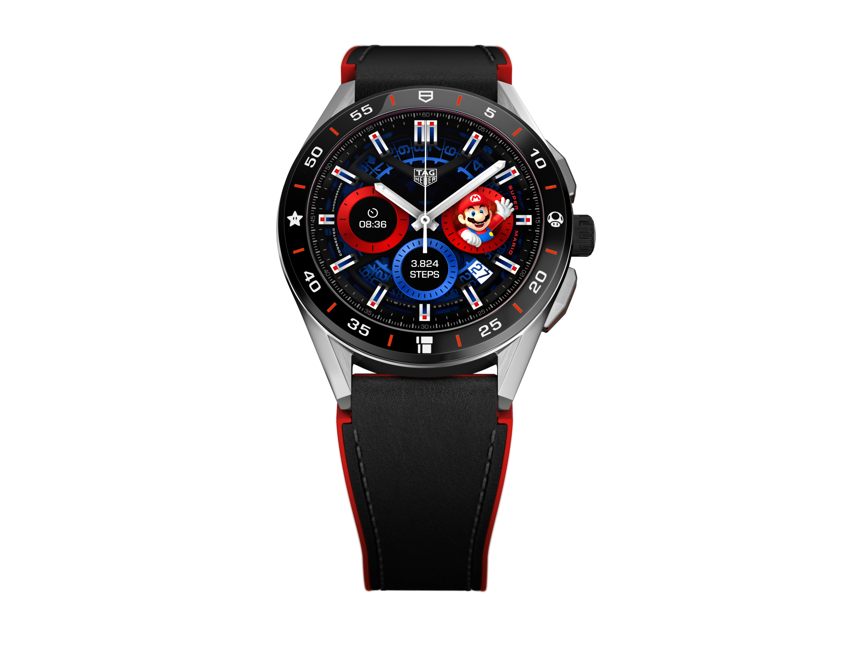 TAG Heuer Connected X Super Mario Limited Edition 2