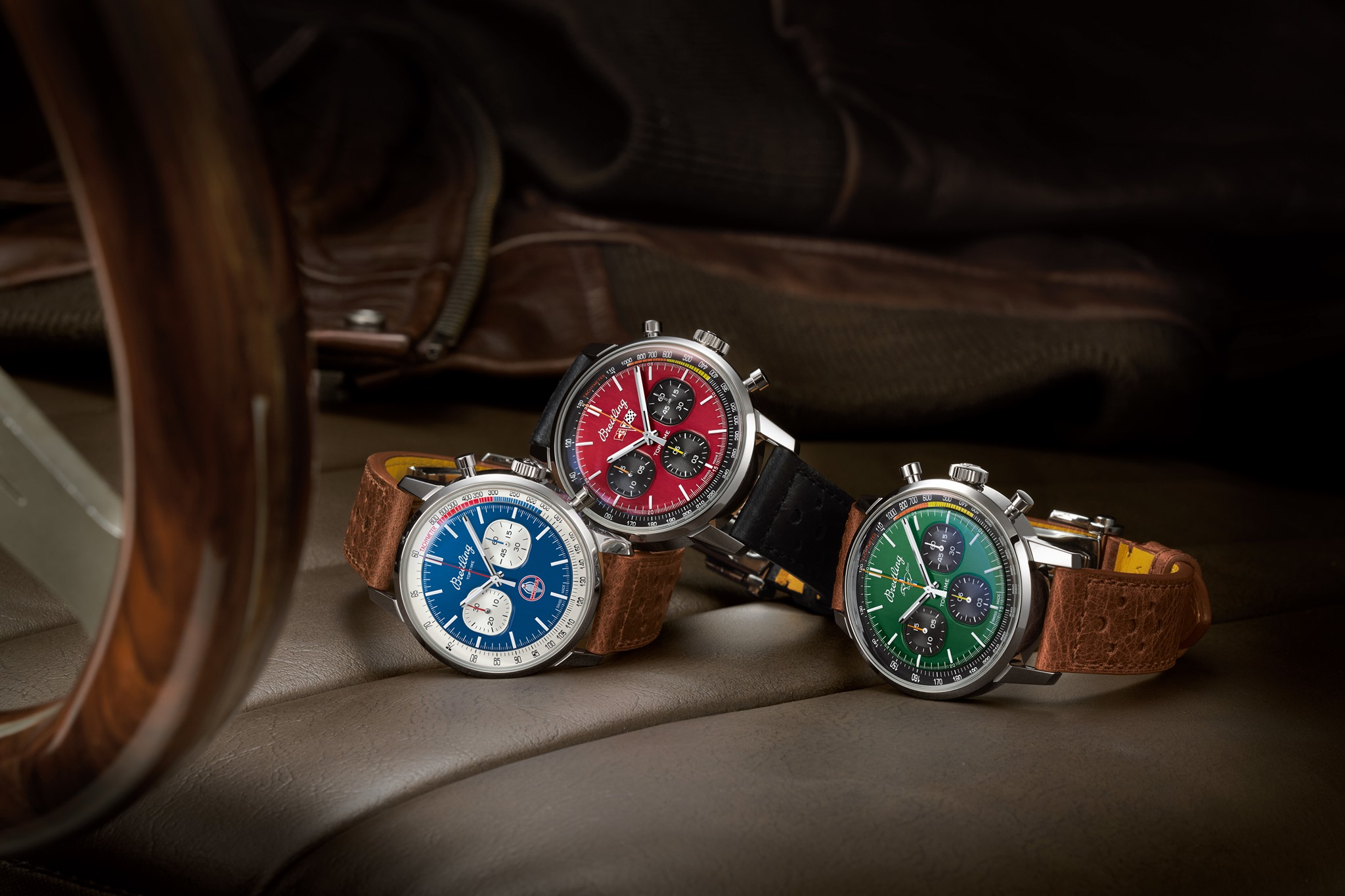 Breitling Top Time Classic Cars Capsule Collection 1