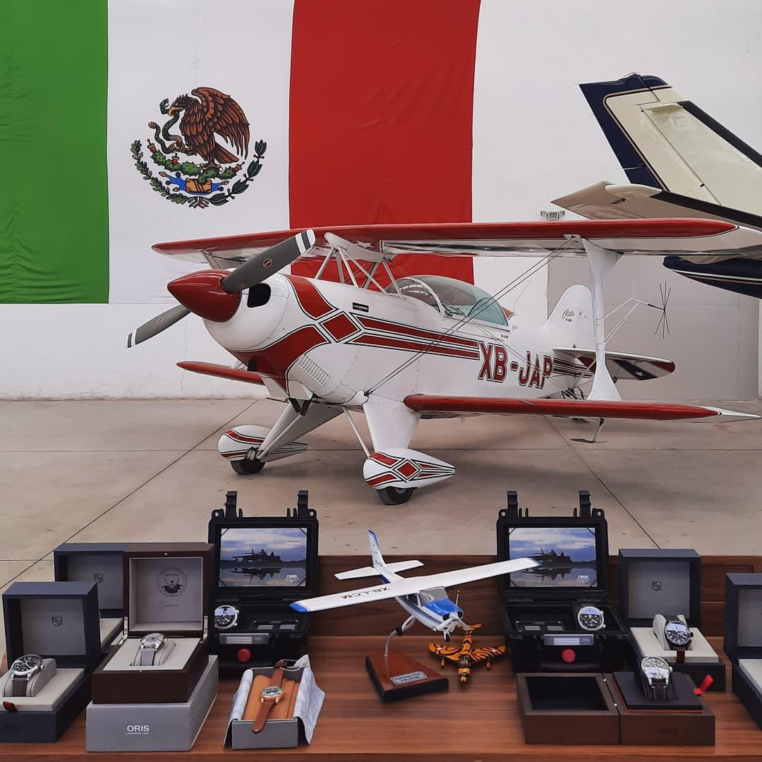 Oris aviación 2
