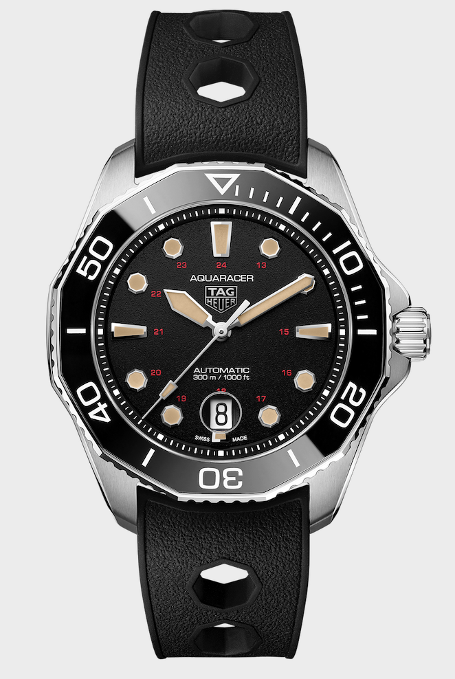 TAG Heuer Aquaracer Professional 300 Tribute to Ref. 844 1