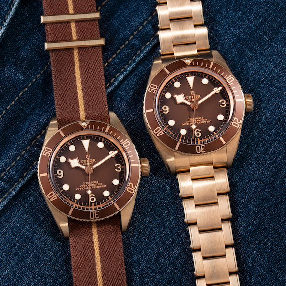 Tudor Black Bay Fifty-Eight Bronze 2 copia relojes