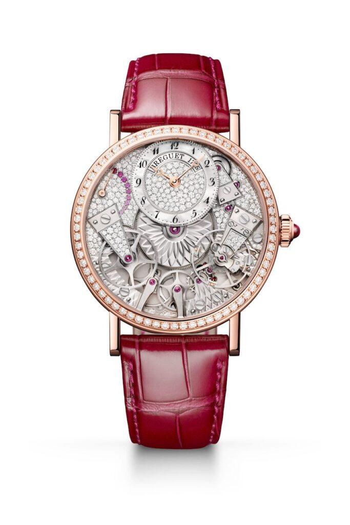 Breguet Tradition 7035, una oda al arte relojero más vanguardista