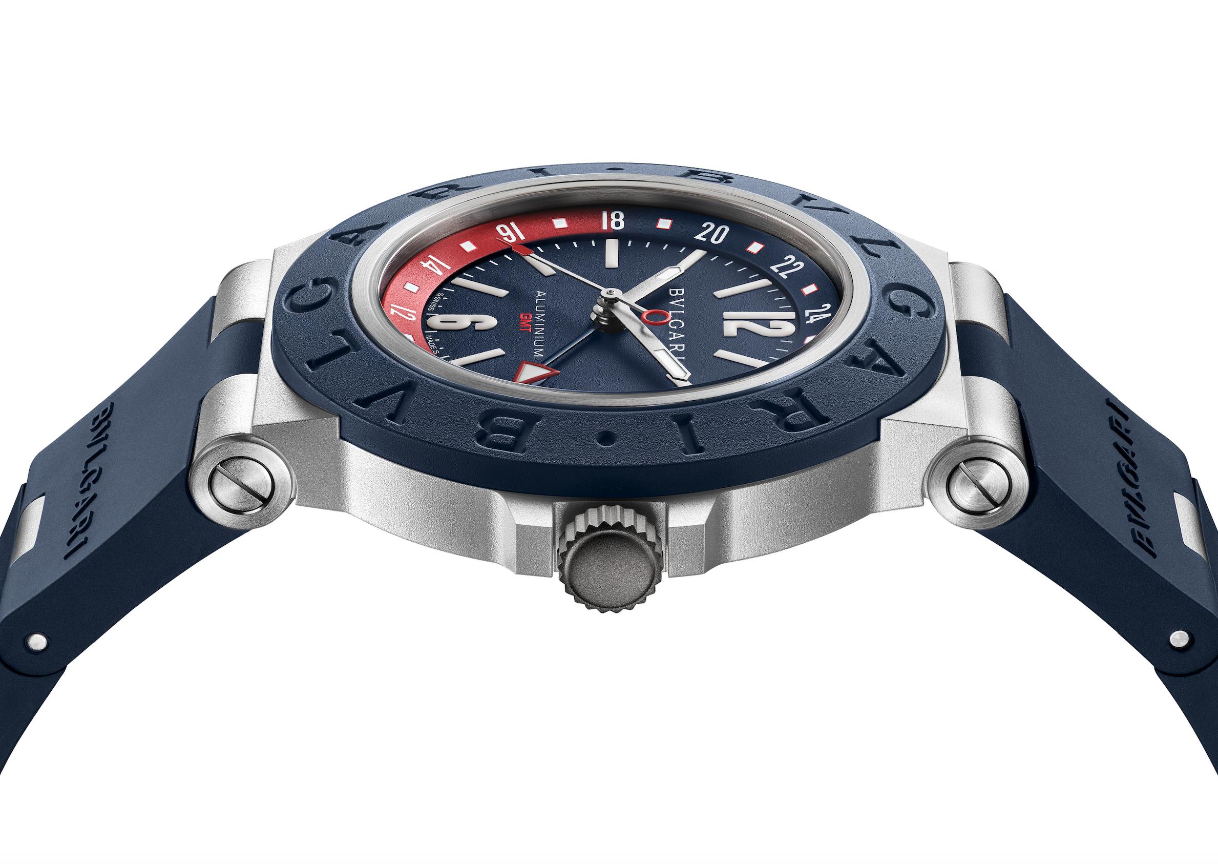 Bvlgari Aluminium GMT 2