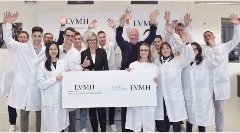 Escuela de Relojería LVMH 1