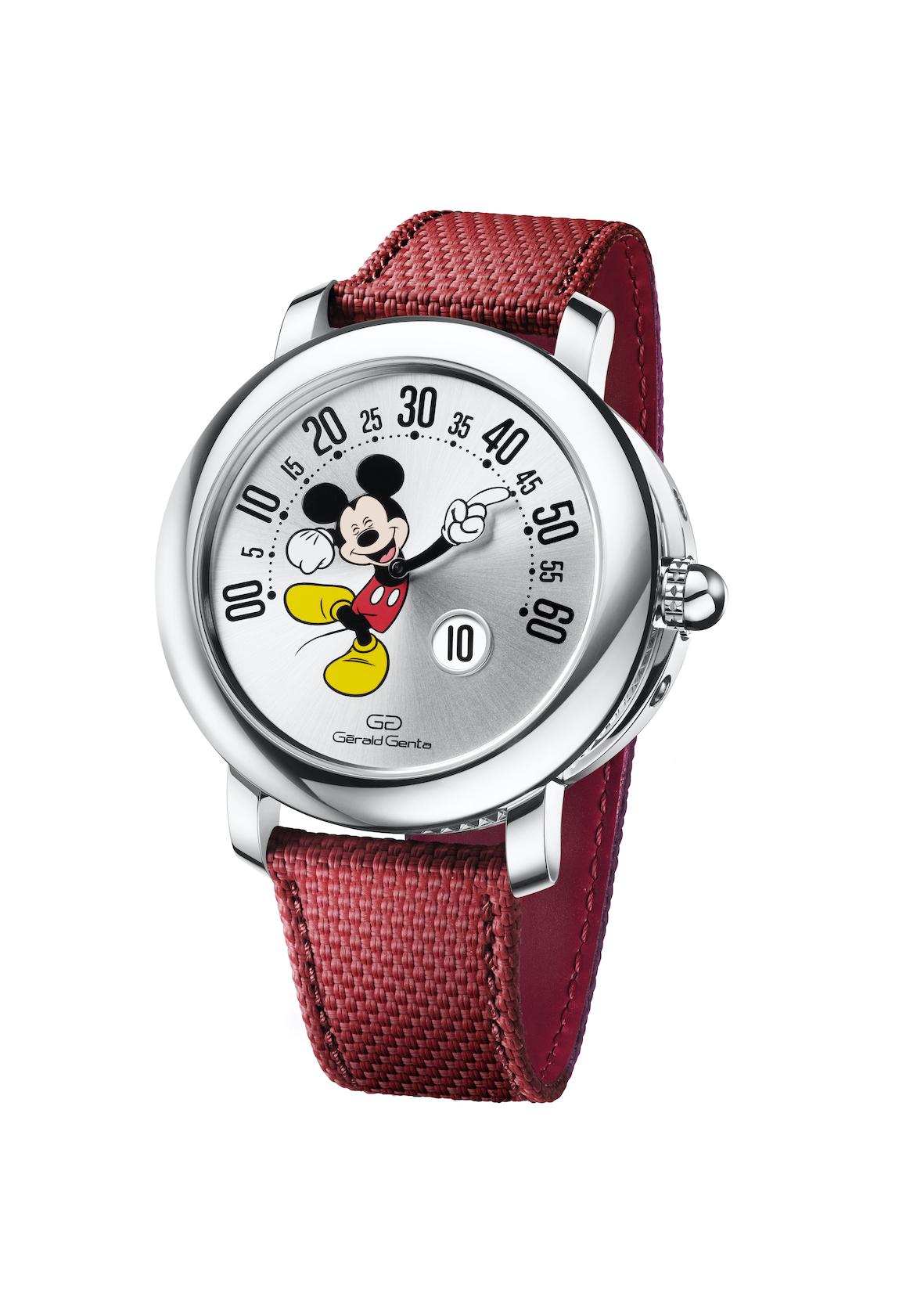 Gérald Genta Arena Retro Mickey Mouse Disney 2