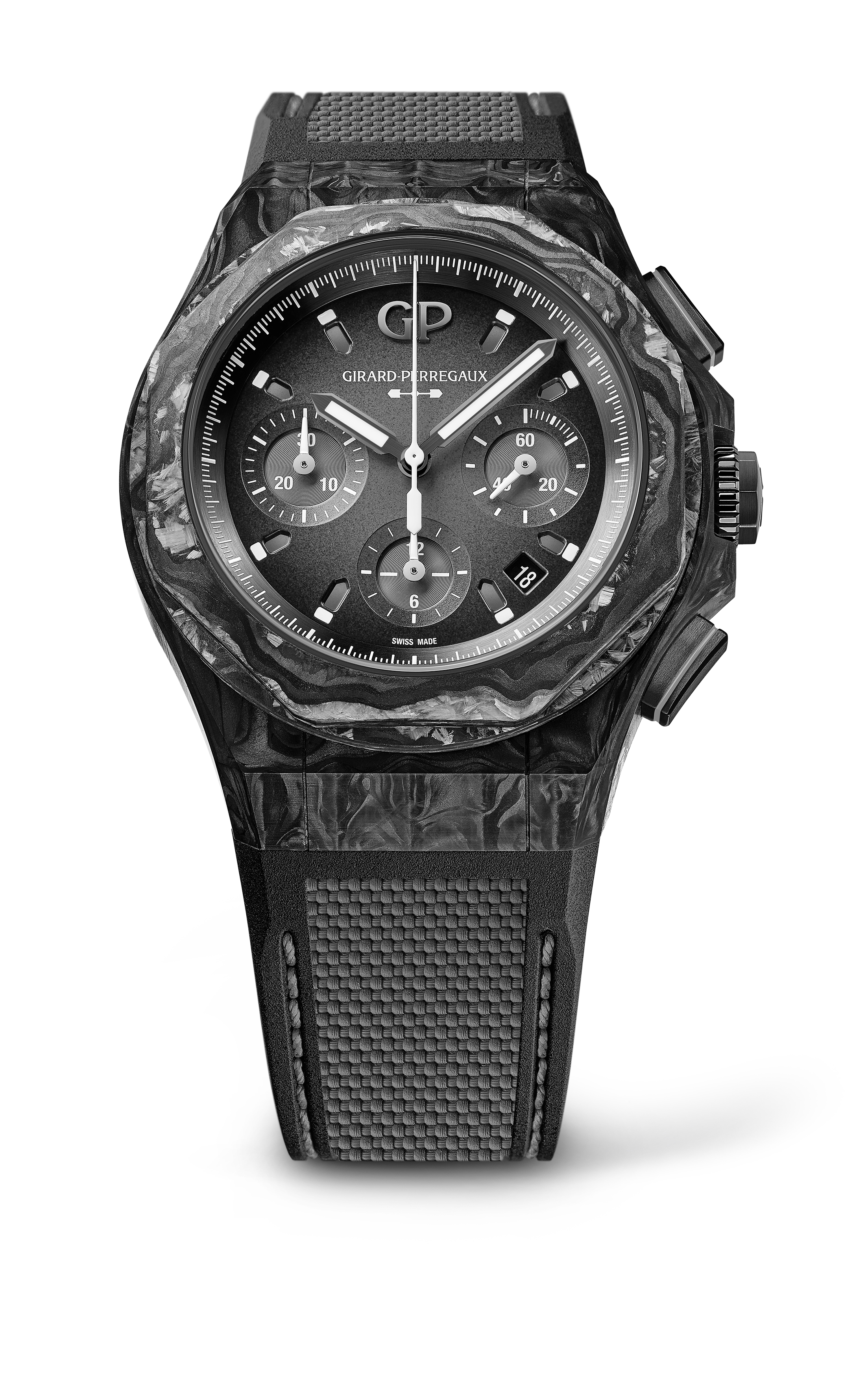 Girard-Perregaux Laureato Absolute Crystal Rock Ref. 81060-36-693-FH6A
