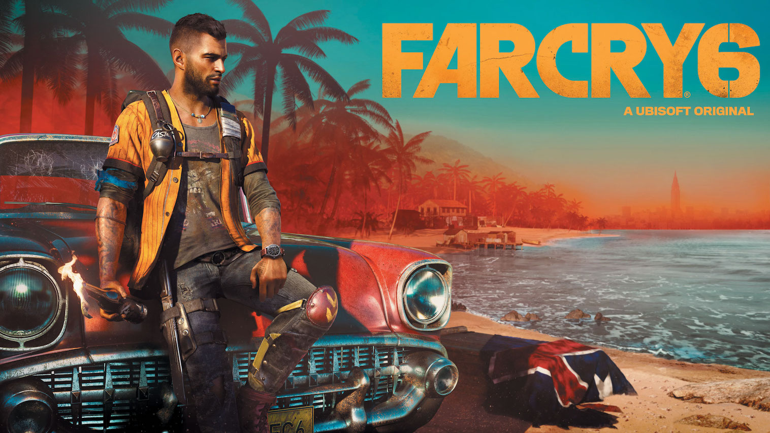 Hamilton Far Cry® 6 Field, una aventura dentro y fuera de la pantalla