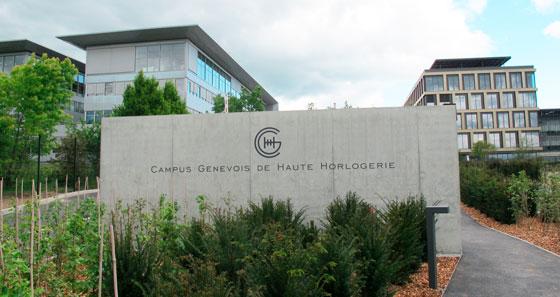 Richemont Campus Genevois de Haute Horlogerie