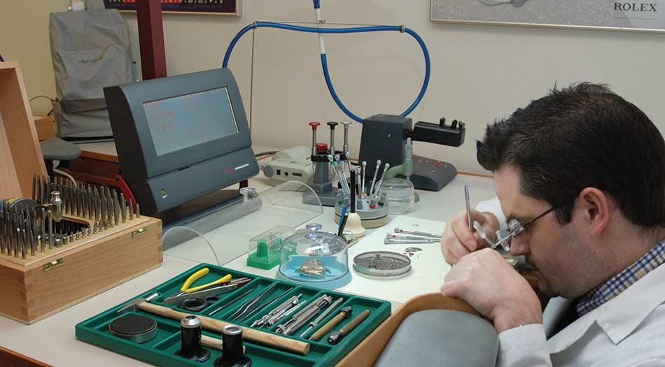 Rolex Lititz Watch Technicum 3