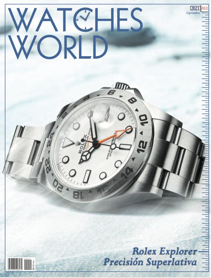 Watches World Rolex Explorer Precisión Superlativa
